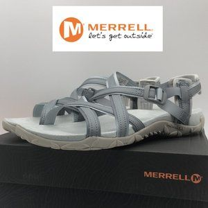 MERRELL TERRAN IVY LATTICE SANDALS SZ-8 (NIB)